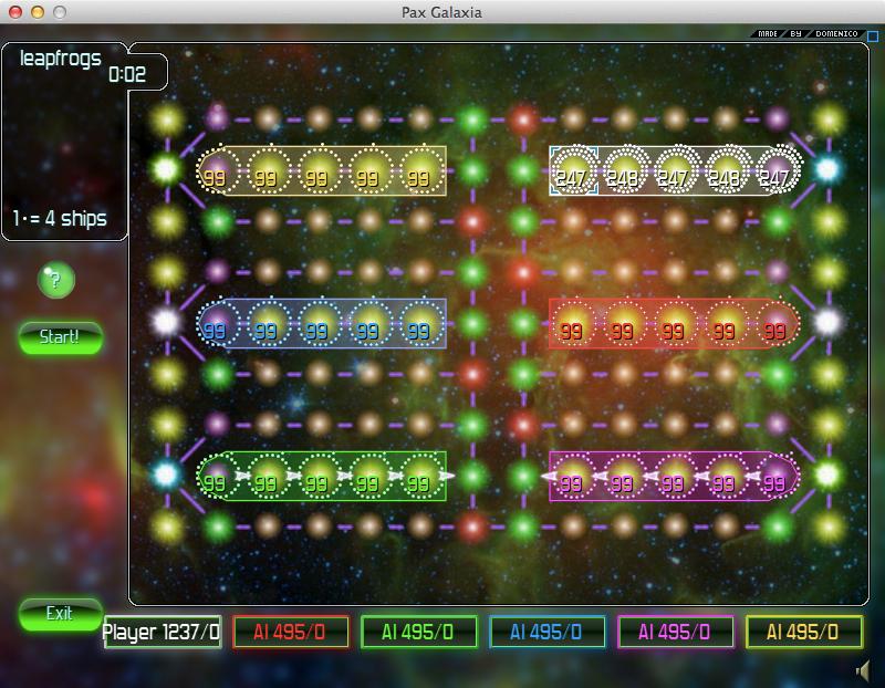 Pax mod screenshot